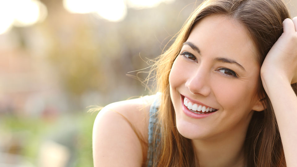 Здоровые зубы — гарантия лучезарной улыбки!